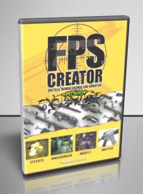 پک کامل FPS Creator